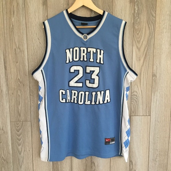 buy popular 160e5 af29d FINAL❗️Vintage Nike Team UNC Michael Jordan Jersey